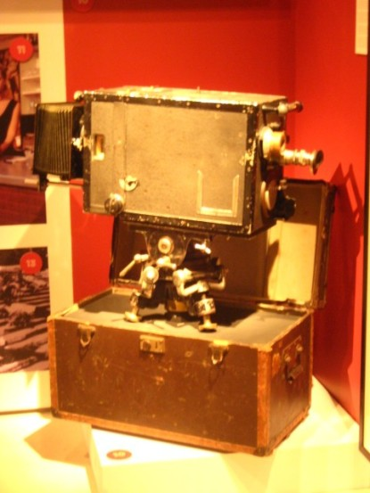 The History of Film - Exhibit at the Bell Lightbox