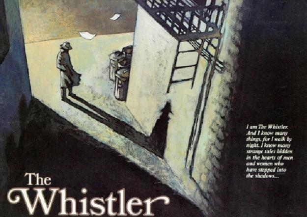 The whistler 2